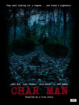 Char Man - Skull & Woods Art