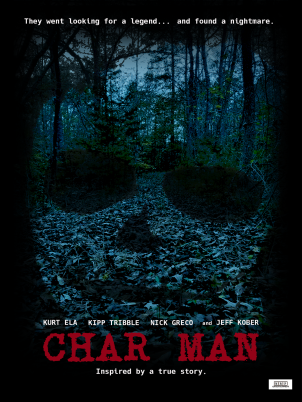 Char Man - Skull & Woods Art